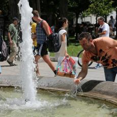 ISKORISTITE LEP SUNČANI DAN, SLEDE PAKLENE VRUĆINE! Tropske temperature stižu u Srbiju - pripremite se za pravo leto
