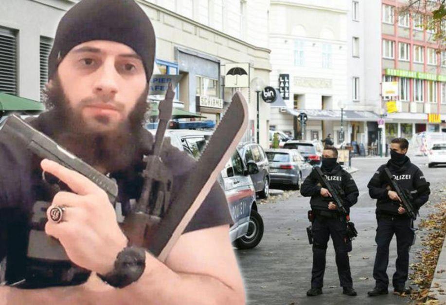 ISLAMISTI IZ ŠVAJCARSKE SAUČESNICI KRVNIKA FEJZULAJA? Znali za napad na Beč, sumnja se da su mu doneli oružje