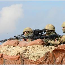 ISLAMSKA DRŽAVA GUBI NA SVIM FRONTOVIMA: Vladine snage ih daleko odbacile, Amerikanci pohvalili uspeh (MAPA)