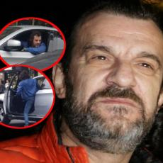 ISPLIVAO SNIMAK: Ludačka vožnja Ace Lukasa - jurcao kroz centar Bg-a pa se SLUPAO! (FOTO/VIDEO)
