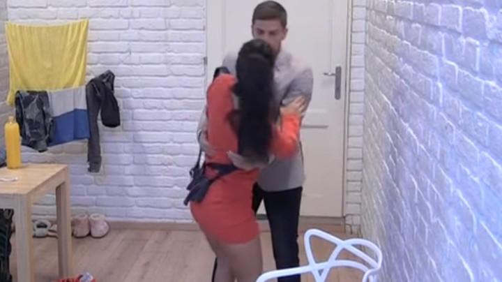 ISTERALA GA IZ IZOLACIJE! David i Ana na ivici FIZIČKOG OBRAČUNA zbog njegovog gostovanja u emisiji Amidži šou! (VIDEO)