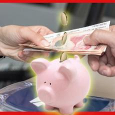 ISTIČE ROK ZA PLAĆANJE POREZA NA PLATU: Kazne su do 150.000 dinara, a nije isključena ni krivična odgovornost