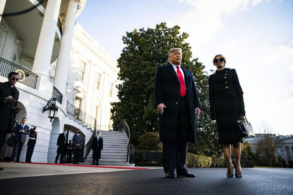ISTINA O POSLEDNJEM TRAMPOVOM DANU U BELOJ KUĆI: Evo kako je osoblje ispratilo bivšeg predsednika SAD i šta ih je sve zaprepastilo