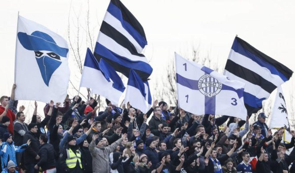 ISTORIJSKA UTAKMICA: Stadion u Senti spreman za duel TSC-a i rumunskog velikana!