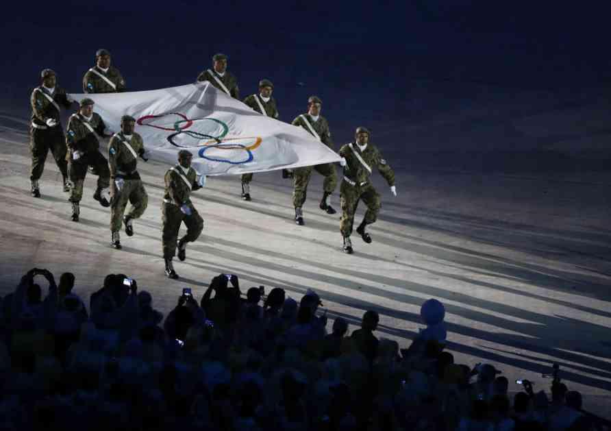 ISTORIJSKI DOGOVOR Sportisti iz Severne Koreje na ZOI u Pjongčangu