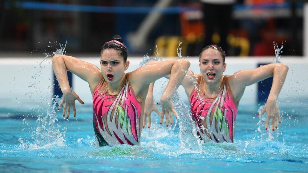 ISTORIJSKI USPEH SRBIJE, SIJAJU NEVENA, JELENA I SOFIJA: Tri medalje na FINA Svetskoj seriji u sinhronom plivanju, FENOMENALNO!