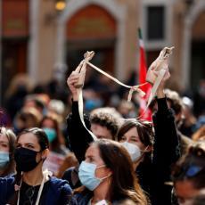 ITALIJA NA IVICI PROVALIJE! Za jedan dan čak 31.758 novozaraženih