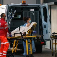 ITALIJA NE MOŽE DA IZAĐE NA KRAJ SA KORONOM: Broj mrtvih se skoro DUPLIRAO za jedan dan