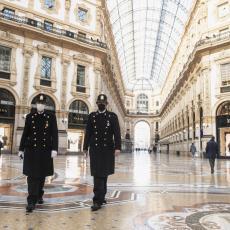 ITALIJA SE OPORAVLJA OD JUČERAŠNJEG CRNOG REKORDA: Danas zabeležen manji broj preminulih
