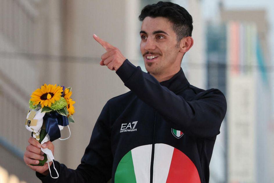 ITALIJAN ZA DLAKU ISPRED SVIH : Stano osvojio olimpijsko zlato na 20 kilometara brzim hodom