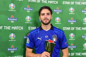 ITALIJANI NA CENI: Juventus želi zvezdu Evropskog prvenstva!