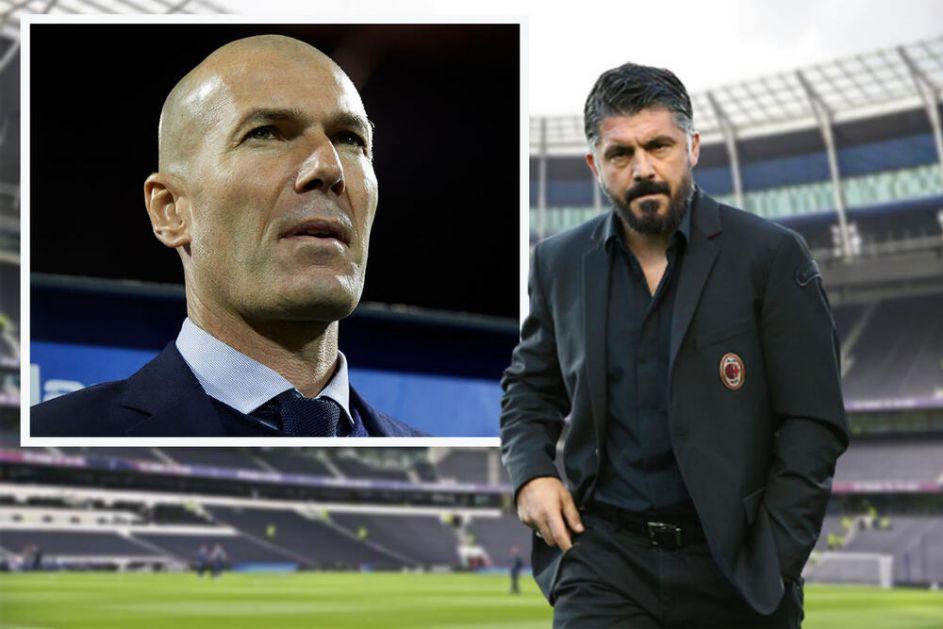 ITALIJANSKI MEDIJI PLASIRALI BOMBASTIČNU VEST: Zidan i Gatuzo kandidati za trenera Juventusa