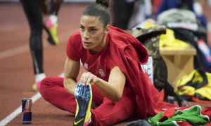 Ova fotografija i poruka naše atletičarke rekli su sve! (FOTO)
