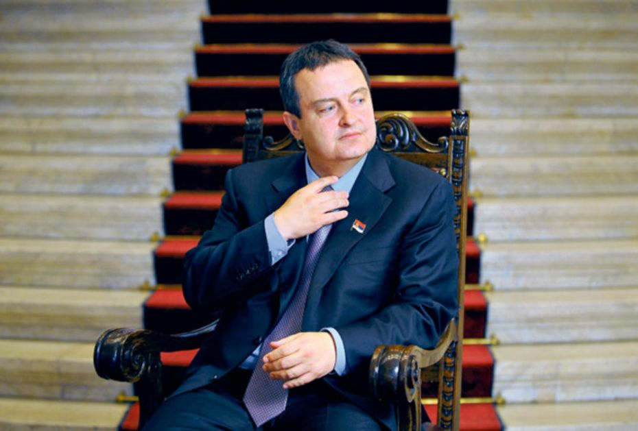 IVICA DAČIĆ: Ako nas zbog mojih bundžija Vučić ne primi u vladu, odoh ja!