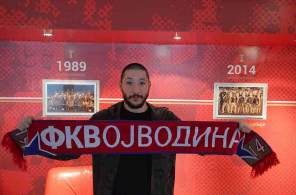 IZ MAĐARSKE U NOVI SAD: Vuk Mitošević ponovo u Vojvodini