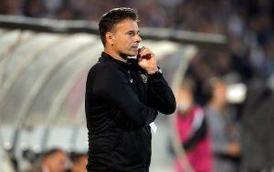 'IZ MEDIJA SAM SAZNAO DA JE SPREMAN': Stanojević pred derbi o 'slučaju Suma' – 'Ništa lično, ali nije trenirao mesec dana!'