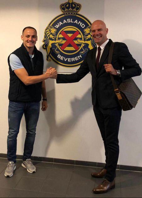IZ SUBOTICE U BELGIJU: Spartak prodao Vukčevića u Vasland Beveren za četvrt miliona evra!