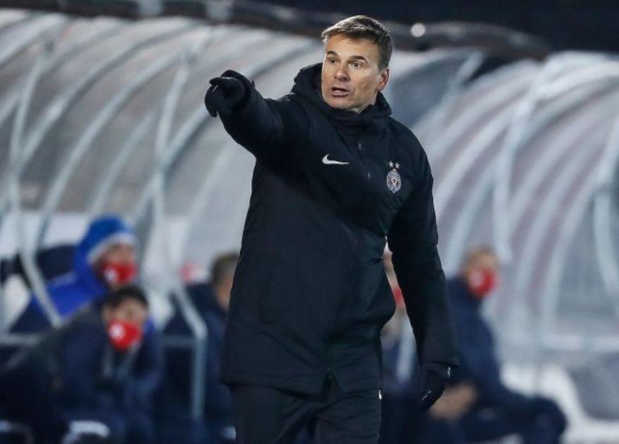 IZ SVAKOG NAPADA SMO PRIMILI GOL: Stanojević posle petarde Rubina svestan Partizanovih problema