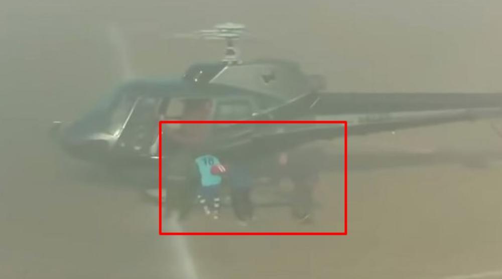 IZA MAFIJAŠKE OTMICE FUDBALERA KRIJE SE ZAVERA STARA 20 GODINA: Italija u potpunom šoku! Helikopter sa maskiranim otmičarima sleteo na teren, zgrabio igrača i odleteo u nepoznatom pravcu! (VIDEO)