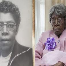 IZA SEBE OSTAVILA 100 PRAUNUKA I ČUKUNUNUKA, MUŽA SAHRANILA PRE POLA VEKA: Umrla najstarija Amerikanka (FOTO/VIDEO)