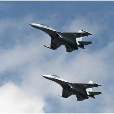 IZBEGNUT POKOLJ IZNAD BALTIKA: Ruski lovci bili prinuđeni da reaguju!