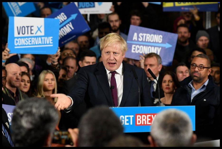 IZBORI U SENCI BREGZITA: Britanci se spremaju za glasanje, Džonson bi mogao da bude premijer sa najkraćim stažom! VIDEO