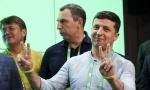 IZBORI U UKRAJINI: Pobednik Zelenski se zahvalio narodu