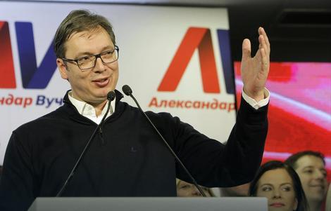 IZBORNI REZULTATI Evo u kom gradu je najviše glasova dobio Vučić, a u kom Janković