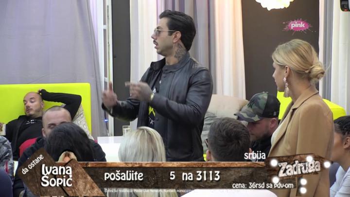 IZBRISAO JE IZ ŽIVOTA?! Milica otkrila da je bila sa Marijom Anom na moru, Đukić otkrio detalj koji je SVE ŠOKIRAO! (VIDEO)