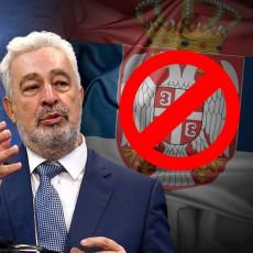 IZDAO JE SRPSTVO, A SADA SE PRAVDA: Oglasio se Krivokapić nakon usvajanja skandalozne rezolucije o Srebrenici
