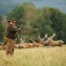 IZDATA POTERNICA: Svi lovci na nogama, viđen sa ukradenom puškom!
