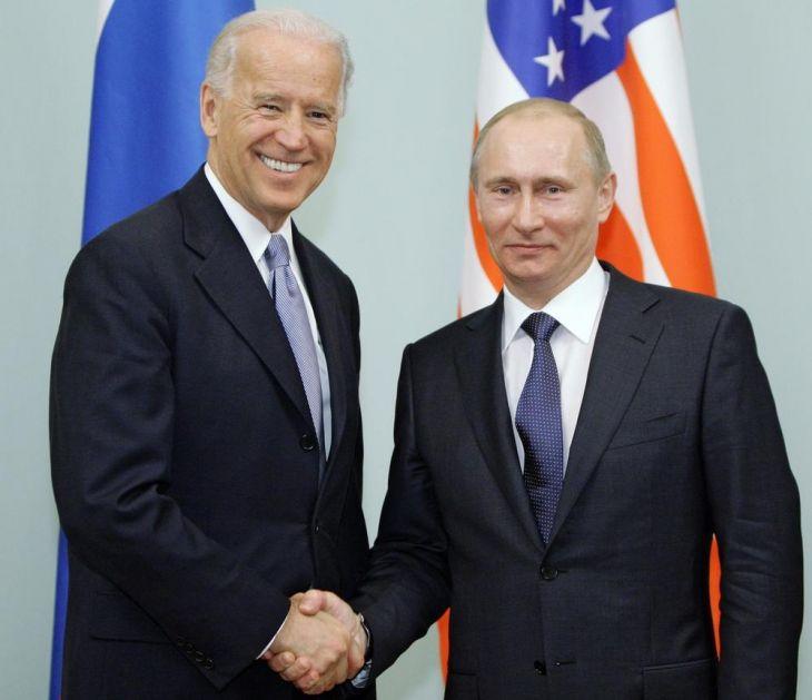 IZMIRENJE NA POMOLU? Bajden pozvao Putina na samit SAD-Rusija u neutralnoj zemlji