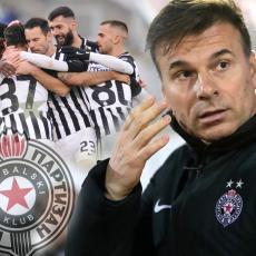 IZNENAĐEN OZBILJNIM PRELOMOM: Fudbaler Partizana ne igra zbog teže povrede, ali se sprema za finale!