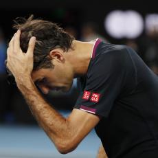 IZRAČUNALI SMO: Da li će Federer zbog povrede ispasti iz prvih 10?!