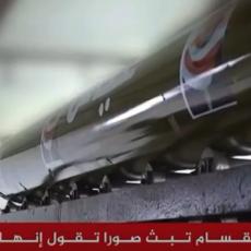 IZRAEL JE U VELIKOJ OPASNOSTI: Hamas se pohvalio velikim uspehom, ovo je njihovo novo moćno oružje (VIDEO)