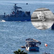 IZRAEL NAPAO HAMASOVU MORNARICU: Sve redom digli u vazduh, objekti i brodovi razneti u paramparčad! (VIDEO)