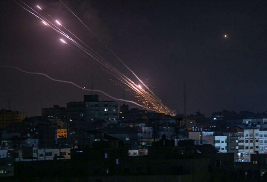IZRAEL OBJAVIO: Iz Gaze su na nas ispalili 3.100 projektila, Gvozdena kupola oborila 1.210