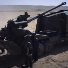 IZRAEL TESTIRAO NOVO SMRTONOSNO ORUŽJE: Tuče na 40 km, pogađa bez greške! (VIDEO)