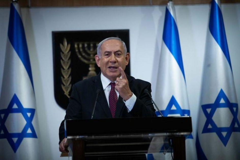 IZRAEL UZVRAĆA, UBIJEN HAMASOV KOMANDANT Netanijahu: Teroristi su prešli crvenu liniju!