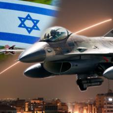 IZRAELCI NAPALI SIRIJU! Ni epidemija ih NE SPREČAVA, sirijski PVO radio PUNOM PAROM u Homsu (VIDEO)