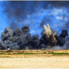 IZRAELCI OSAKATILI SIRIJSKU ODBRANU: Bez Pečore, biće mnogo teže da se odbrane od bombi (FOTO/VIDEO)