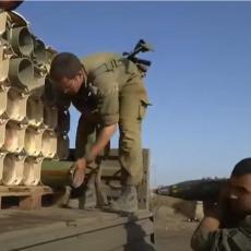 IZRAELCI SPREMNI KAO ZAPETE PUŠKE: Objavljen snimak, u toku su užurbane pripreme, invazija nije isključena (VIDEO)