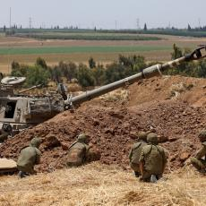 IZRAELSKA VOJSKA GOMILA TRUPE NA GRANICI SA GAZOM: Čekaju naređenje za početak velike vojne invazije!