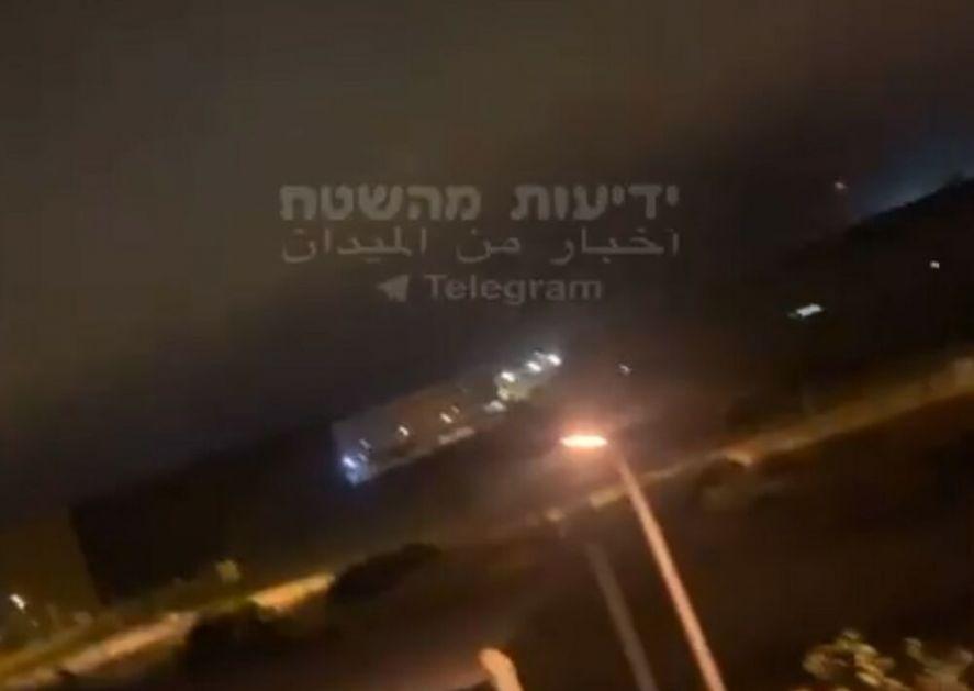 IZRAELSKA VOJSKA: Sirijska raketa zalutala do nuklearnog reaktora Dimona! Nije bio namerni napad