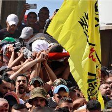 IZRAELSKA VOJSKA UBILA PETORICU PALESTINACA NA ZAPADNOJ OBALI: Pripadali ćeliji Hamasa, među likvidiranima i dete! (VIDEO)