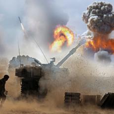 IZRAELSKE SNAGE SE POHVALILE VELIKIM USPEHOM Pogledajte koliko su napada izvršili na pojas Gaze za 24 sata
