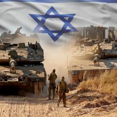 IZRAELSKI TENKOVI SRUČILI PAKAO NA SIRIJSKU GRANICU: Uništili vojnu bazu SAA, love jednog čoveka (FOTO)