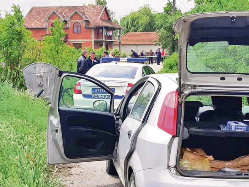 IZREŠETAO KOMŠIJU PRED ŽENOM, A ONDA GA DOTUKAO KOCEM: Stravičnom ubistvu u selu Brestovac kod Leskovca prethodio višegodišnji sukob oko drva za ogrev