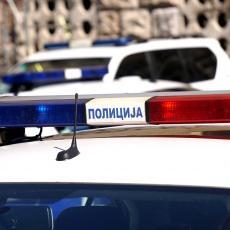 IZVADIO SEKIRU IZ GEPEKA I NASRNUO NA ČOVEKA: Zbog svađe u saobraćaju na Vračaru intervenisala policija