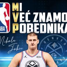 IZVINI LEBRON! Nikola Jokić MVP NBA lige - sve je gotovo!